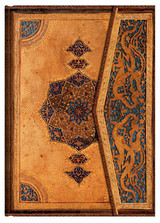 Paperblanks Midi Journal - Safavid Binding Art, Lined