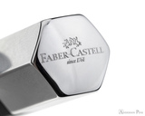 Faber-Castell Ondoro Black Mechanical Pencil - Cap Top