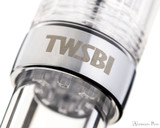 TWSBI ECO Fountain Pen - Clear - Cap Band