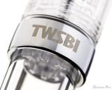 TWSBI ECO Fountain Pen - Clear - Cap Band