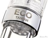 TWSBI ECO Fountain Pen - Clear - Cap Band 2
