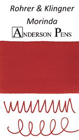 Rohrer & Klingner Morinda Red Ink Sample (3ml Vial)