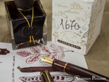 J. Herbin 1670 Anniversary Caroube de Chypre Ink Sample ThINK Thursday final picture