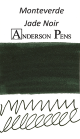 Monteverde Jade Noir Ink Color Swab