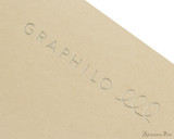 Kobeha Graphilo Notebook - A5, Blank - Tan