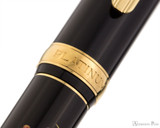 Platinum Classic Maki-e Fountain Pen - Bush Warbler - Cap Band