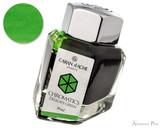 Caran d'Ache Delicate Green Ink (50ml Bottle)