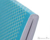 Clairefontaine 1951 Staplebound Notebook - 5.75 x 8.25, Lined - Turquoise binding