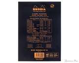 Rhodia No. 16 Staplebound Notepad - A5, Graph - Black back cover