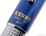 Pentel Sharp Kerry Mechanical Pencil (0.7mm) - Blue - Imprint