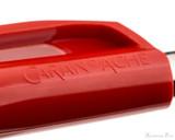 Caran d'Ache 888 Infinite Ballpoint - Scarlet - Imprint
