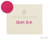 Graf von Faber-Castell Electric Pink Ink Cartridges (6 Pack)