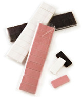 Palomino Blackwing Replacement Erasers Black 10 Pack