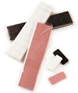 Palomino Blackwing Replacement Erasers Black 10 Pack