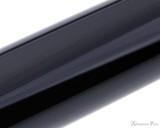 Pilot Metal Falcon Fountain Pen - Black - Pattern