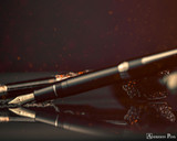 Sailor Pro Gear Fountain Pen - Imperial Black - Posted Beauty