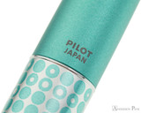 Pilot Metropolitan Fountain Pen - Retro Pop Turquoise - Imprint