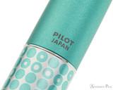 Pilot Metropolitan Fountain Pen - Retro Pop Turquoise - Imprint