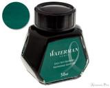 Waterman Harmonious Green Ink (50ml Bottle)