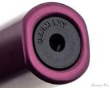 Lamy AL-Star Fountain Pen - Purple - Barrel End