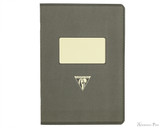 Clairefontaine 1951 Staplebound Notebook - 5.75 x 8.25, Lined - Black