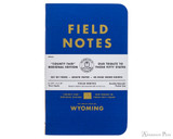 Field Notes Notebooks - County Fair, Wyoming (3 Pack)
