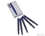 Lamy Blue-Black Ink Cartridges loose with box
