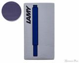 Lamy Blue-Black Ink Cartridges (5 Pack)