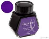 Waterman Tender Purple Ink (50ml Bottle)