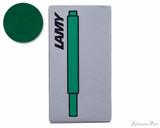 Lamy Green Ink Cartridges (5 Pack)