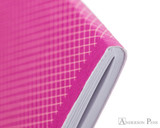 Clairefontaine 1951 Staplebound Notebook - 5.75 x 8.25, Lined - Raspberry binding