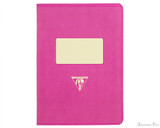 Clairefontaine 1951 Staplebound Notebook - 5.75 x 8.25, Lined - Raspberry