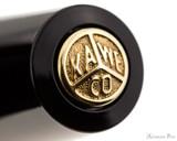 Kaweco Classic Sport Fountain Pen - Black Chess Print - Cap Jewel