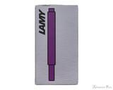 Lamy Violet Ink Cartridges (5 Pack)