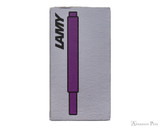 Lamy Violet Ink Cartridges (5 Pack)