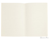 Kobeha Graphilo Notebook - A5, Lined - Ivory open