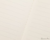 Kobeha Graphilo Notebook - A5, Lined - Ivory lined detail
