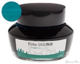 Kobe #48 Suidousuji Marchais Blue Ink (50ml Bottle)