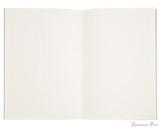 Kobeha Graphilo Notebook - A5, Graph - Gray open