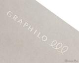 Kobeha Graphilo Notebook - A5, Graph - Gray logo