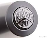 Kaweco AL Sport Fountain Pen - Grey - Cap Jewel