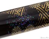 Namiki Yukari Maki-e Fountain Pen - Pine Needle - Pattern 2