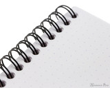 Rhodia No. 16 Wirebound Notepad - A5, Dot Grid - Orange perforations