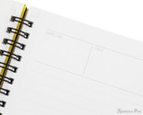 Maruman Mnemosyne N199A Notebook A4 - Lined - Ruling