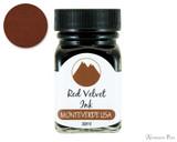 Monteverde Red Velvet Ink (30ml Bottle)