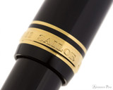 Sailor Pro Gear Ballpoint - Black with Gold Trim - Cap Band