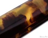 Platinum 3776 Celluloid Fountain Pen - Tortoise - Pattern
