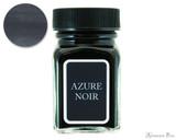 Monteverde Azure Noir Ink (30ml Bottle)