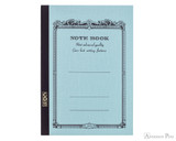 APICA CD11 Notebook - A5, Lined - Light Blue