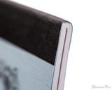 APICA CD11 Notebook - A5, Lined - Light Blue thread binding